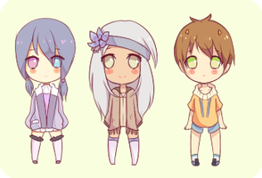 adoptables - make an offer - OPEN by lol-adopts