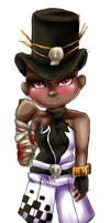 Lillian is Mad as a Hatter by AwesomebyAccident