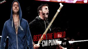 CM Punk Simple Wallpaper by AYB12 by AyBenoit12