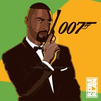 007 A New Hope by roberlan