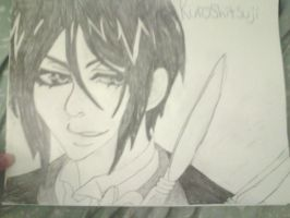 The Black Butler by Alielove19