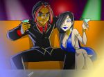 At the club by Aeolus06