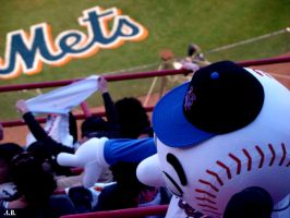 Mr. Met by likewh0aaa