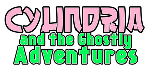 Cylindria and the Ghostly Adventures Logo by KingAsylus91