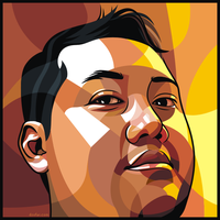My Face Vector by ndop