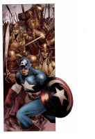 Captain America by VoidExperiment