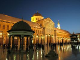 Omayyad Mosque by georges-dahdouh