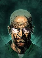 Walter White by spidermanfan2099