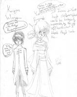 Ivan and Yao's babehz. by InuXKag4ever