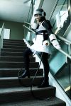 Portal cosplay: GLaDOS by aiimeii