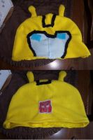 Bumblebee Hat by Ceraine