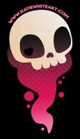 Skull Ghost by pai-thagoras