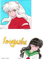 Inuyasha e Kagome 4ever by chicca88