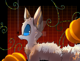 It is October by JB-Pawstep