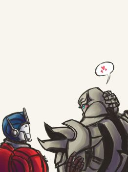 TFP - the Gladiator and the Librarian by chainedsinner