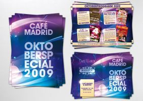 cafe madrid agenda by homeaffairs