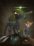 Fallout Equestria: Dead Sky by JPHyperX