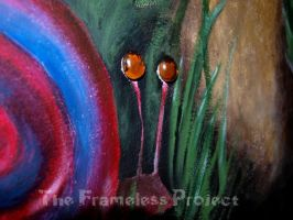 Lollipop Snail by shezarine