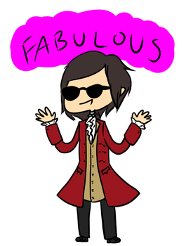 I am Fabulous by Rin8