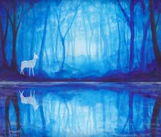 The Forest of Dean by Kelii
