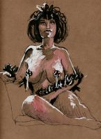 Dr.Sketchy CLE - FeverBlister3 by timswit