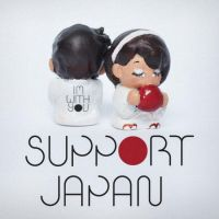 05Support Japan - Chibi Love by thatpaperfox