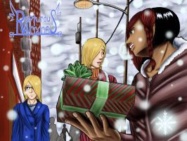 Rapturous Arcane Christmas by purpleangelwings