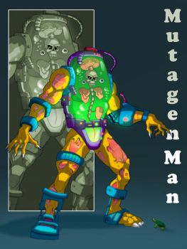Mutagen Man by MikeBock