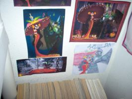Book of Life Wall Expanded by FairyGal11
