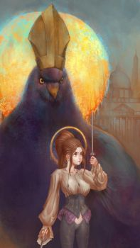 The Holy Feather by Eriyal