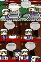 Touhoumon Comic Part 1 (Made with Walfas) by Mario1630isAwesome