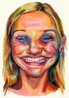 another one of Cameron Diaz by LFalco