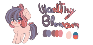 CMC next generation: Wealthy Blossom by karsisMF97
