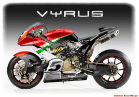 VYRUS SUPERBIKE by obiboi