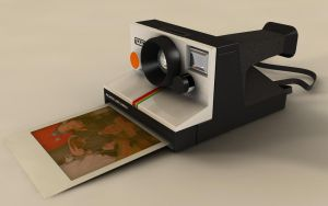 Polaroid 1000 by FarawayPictures