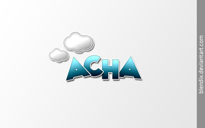 acha LOGO by blendix