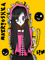 Lin Matryoshka by Lynari44
