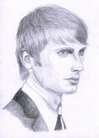 Alex Kapranos - Walk Away by EldalinSkywalker