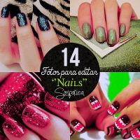 Imagenes Para Editar ''Nails'' by Simpatiica