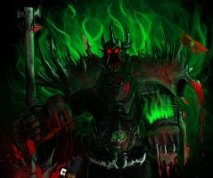 League of legends Mordekaiser by Blavit