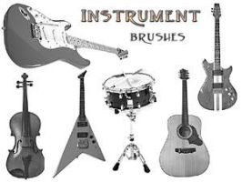 PS Brushes - Instruments by par-me