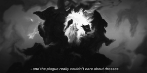 PLAGUE CARES NOT by Cellusious
