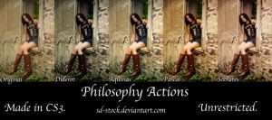 Philosophy Actions by sd-stock
