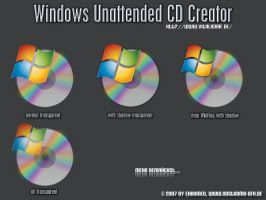 Windows Unattended CD Creator by 3xhumed