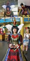 Alice madness returns :queen: cosplay unofficial by Moon-Pie-Panda