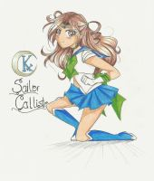 Sailor Callisto by SRealms
