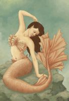 Mermaid by MandieLaRue