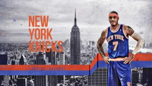Carmelo Anthony Knicks Wallpaper by lisong24kobe