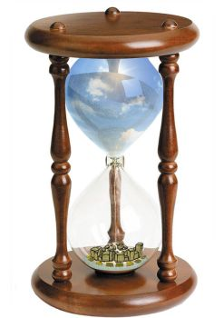 imaginary worlds project : hour glass world by nudgevanillacl