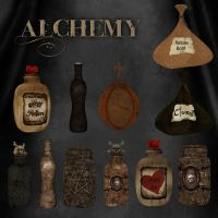 Alchemy by zememz
